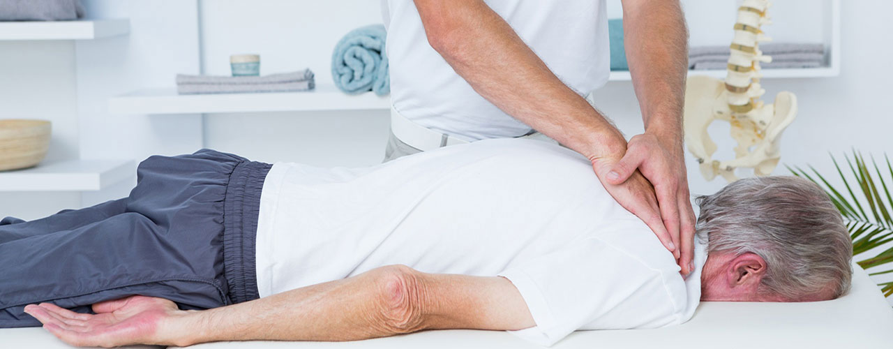 Massasje hos Vannkanten fysioterapi og akupunkur